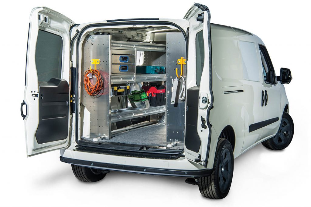 So You're Ready to Buy a New Work Van