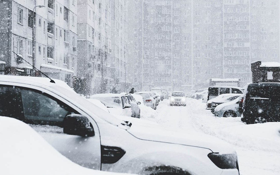 Winter Maintenance Tips for Commercial Vehicles & Fleets