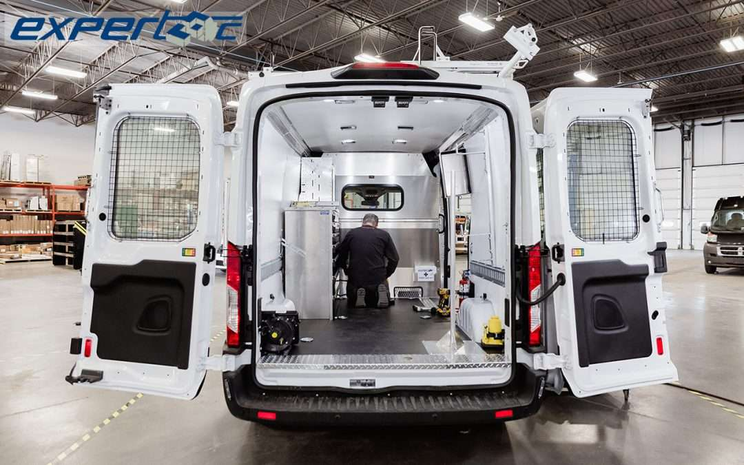Outfitting Commercial Vehicles Safely