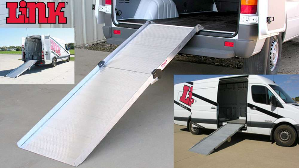 Unloading Doesn't Have to be Hard with Link Ramps