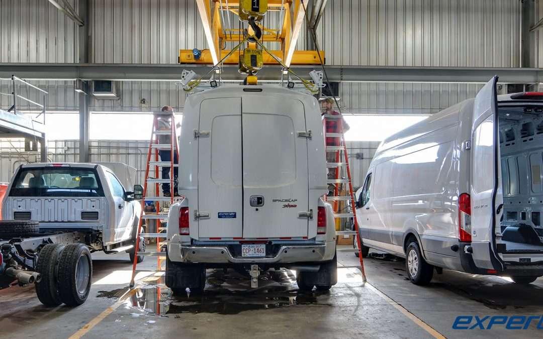 The Bottom Line on Upfitting Work Trucks and Vans