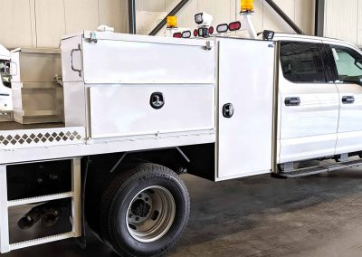 Utility Service Body
