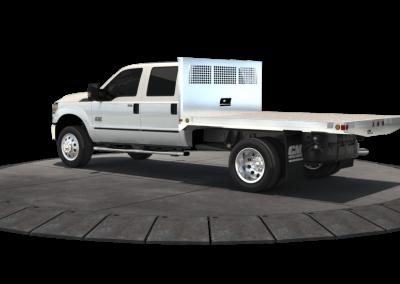 Ford - AL PL Aluminum Platform Body