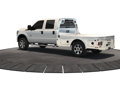 Ford - AL SK Aluminum Utility Body
