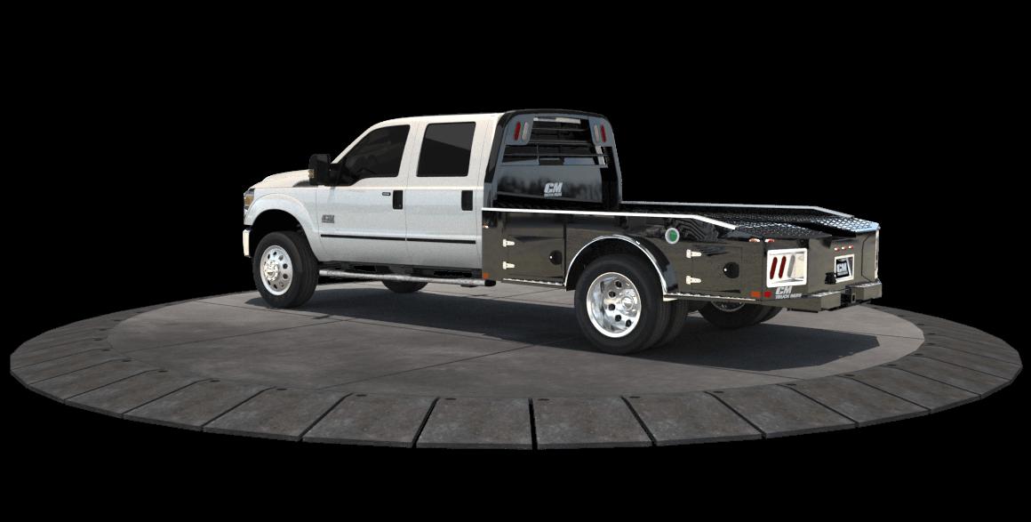 Expertec Flat Deck Truck Beds