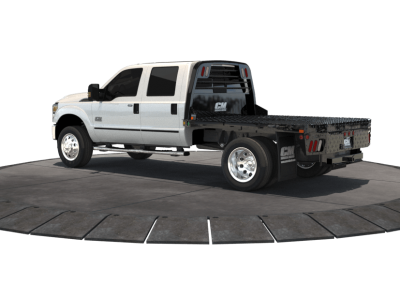 Ford - RD Steel Flat Deck