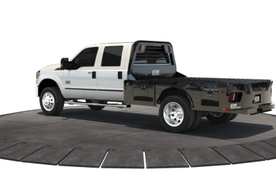 Ford - SK Steel Utility Body