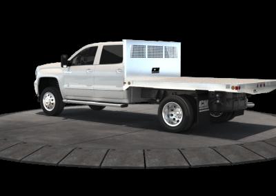 GM - AL PL Aluminum Platform Body
