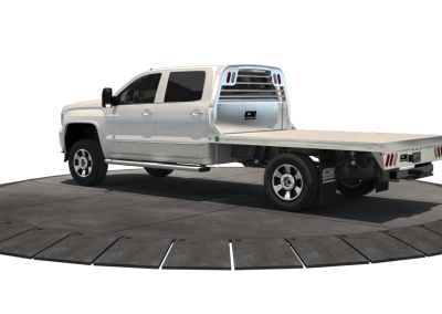 GM - AL RS Aluminum Deck