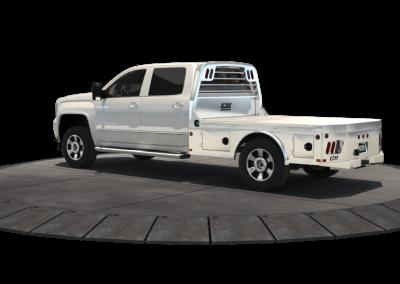 GM - AL SK Aluminum Utility Body