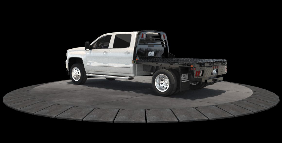 GM - RD Steel Flat Deck
