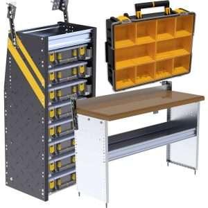 Trailer Storage Units