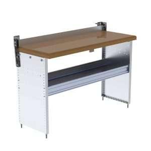 Workbench For Vans W Hardwood Top 18x48x32 S2 Wa48 1