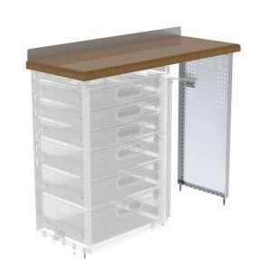 Workbench For Vans W Hardwood Top 18x48x40 S3 Wa48 0