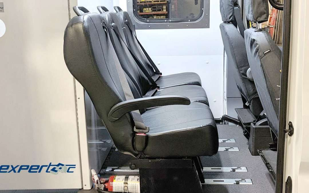 Considerations When Adding Seating to Your Commercial Van