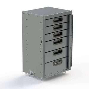 Van Drawer Cabinets