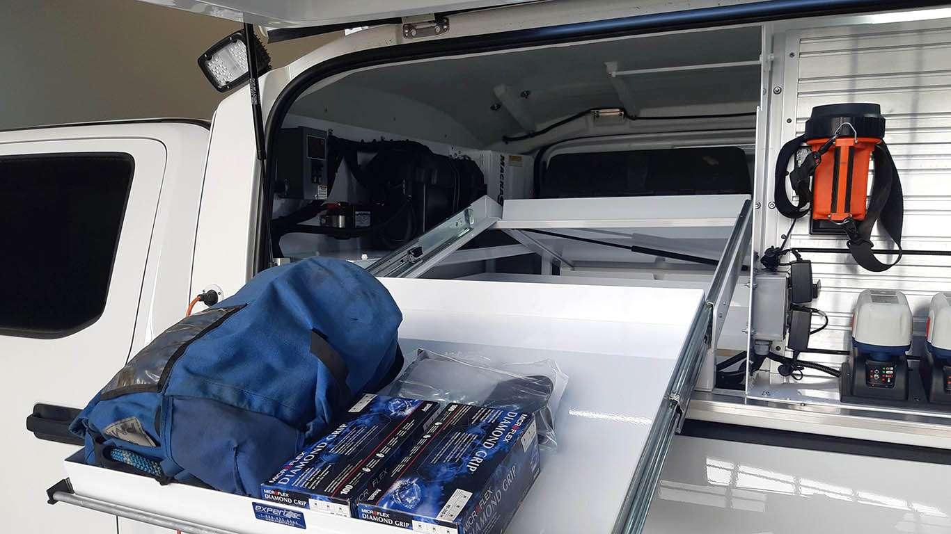 Rapid Response Unit Truck Bodies