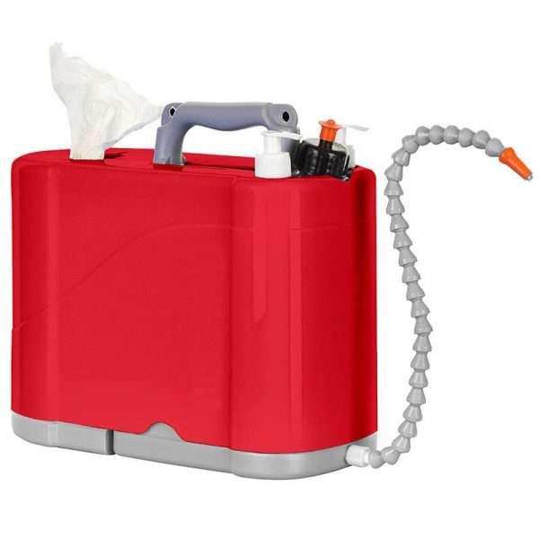 Shoulder Sink - Mobile Hand Washing Station