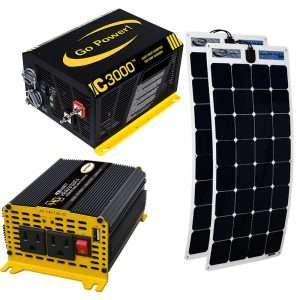 Inverters, Batteries, Solar Kits - Mobile Power Solutions