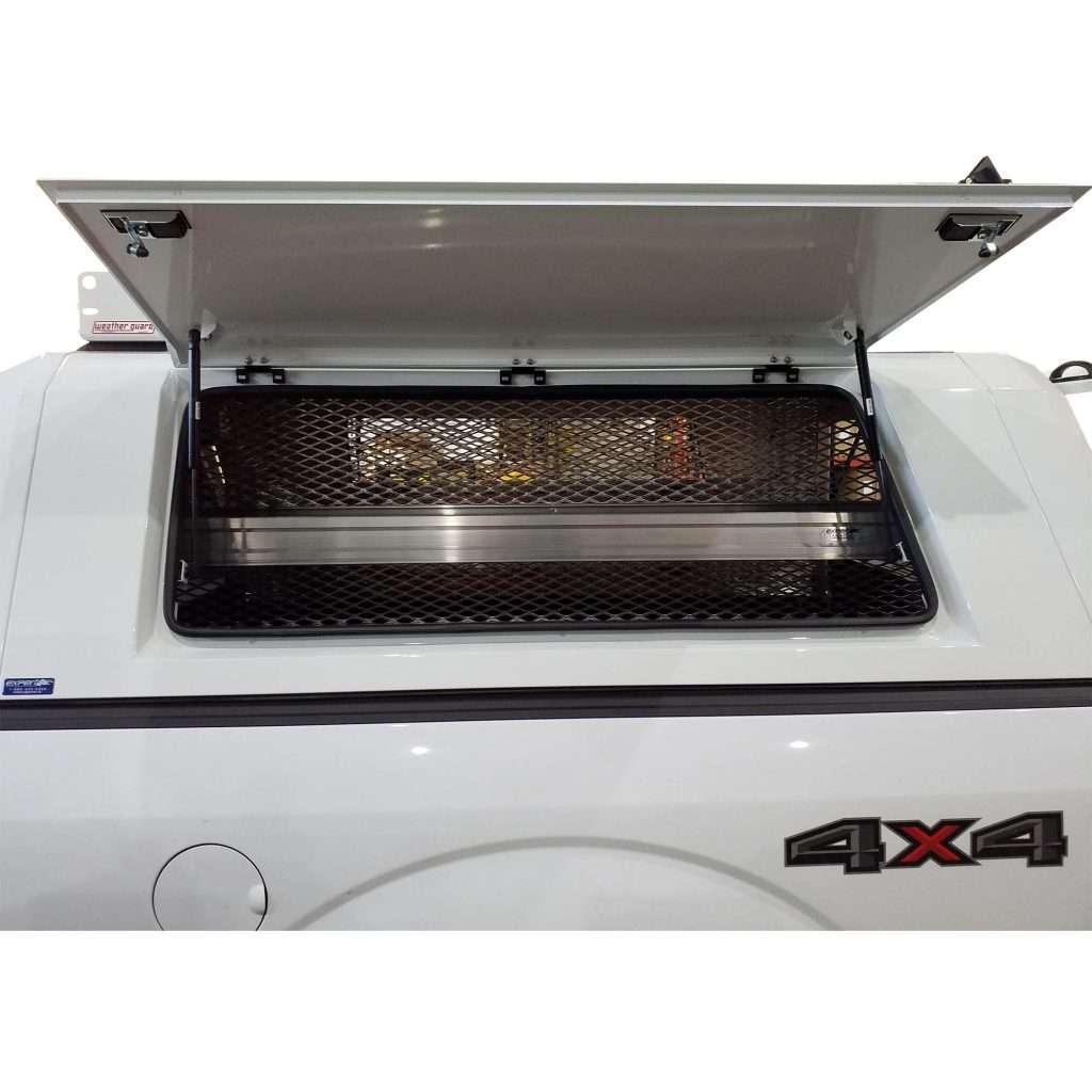 Modular Truck Canopy - RSi SmartCap EVOc
