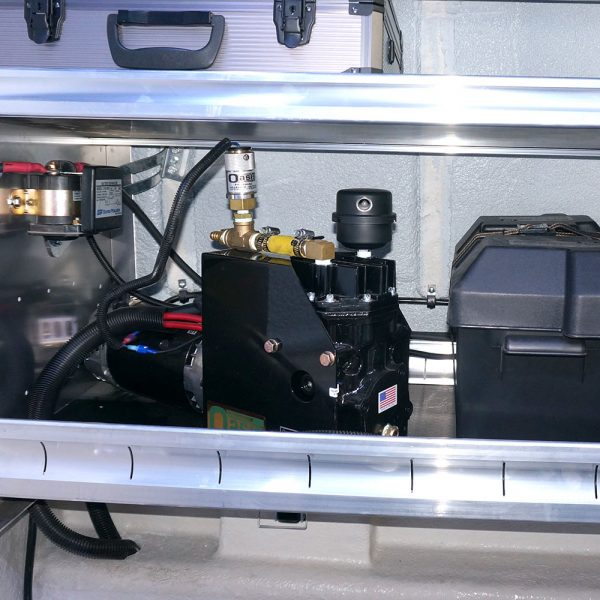 Oasis Onboard Vehicle Air Compressor XD4000-12