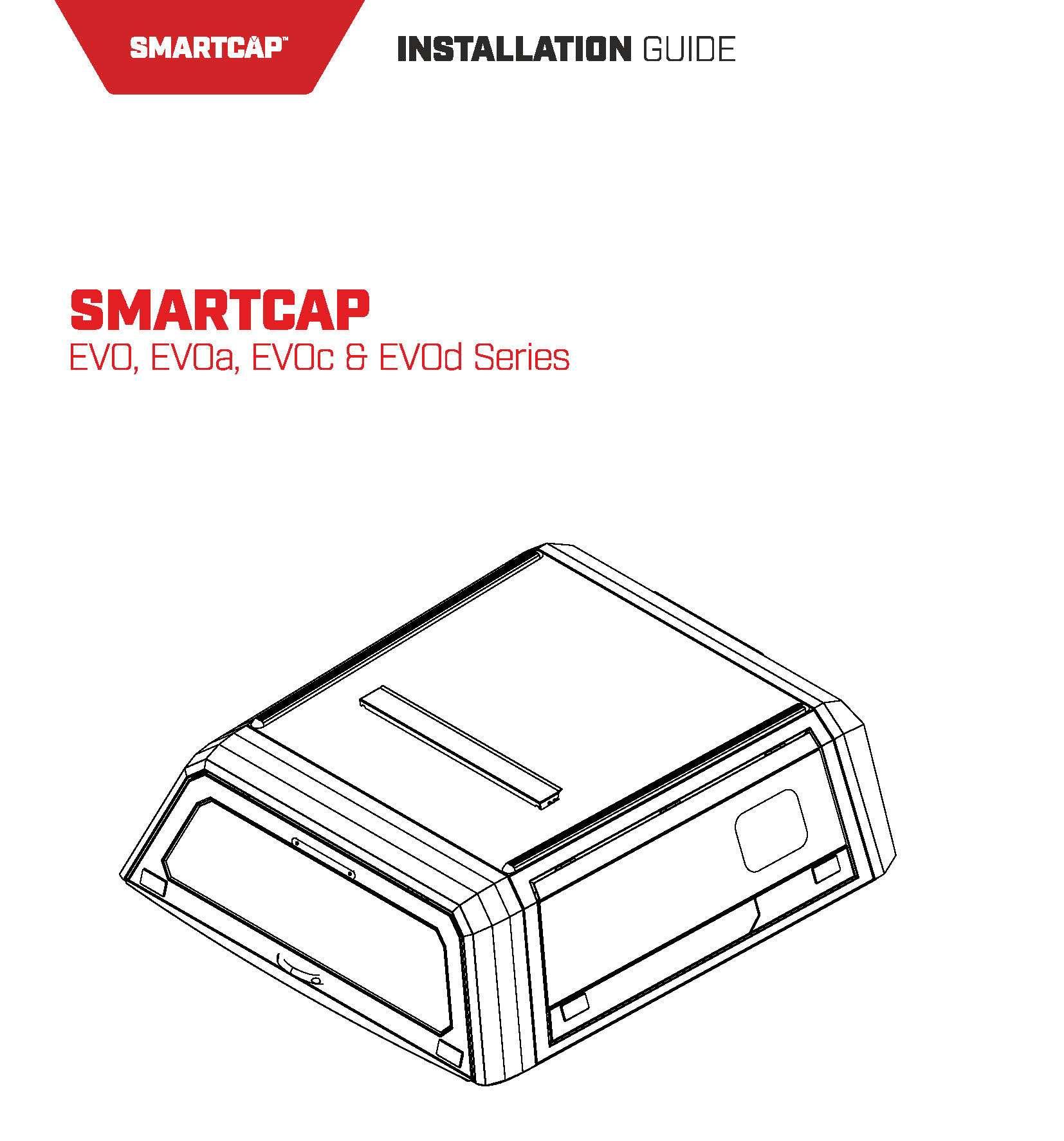 SmartCap EVOc Installation Guide