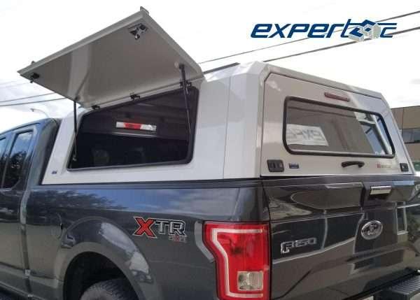 SmartCap EVOc Modular Truck Canopy - Commercial Grade