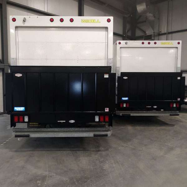 Tommy Gate G2 Series Hydraulic Liftgate for Flat Bed Trucks & Cube Vans