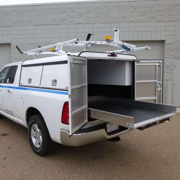 Cargo Bed Truck Bed Slide Contractor Series