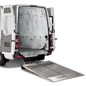 Van Hydraulic Liftgates