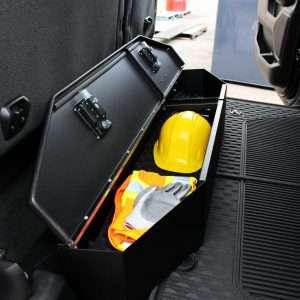 Underseat Truck Storage Box for RAM 1500 5th Gen