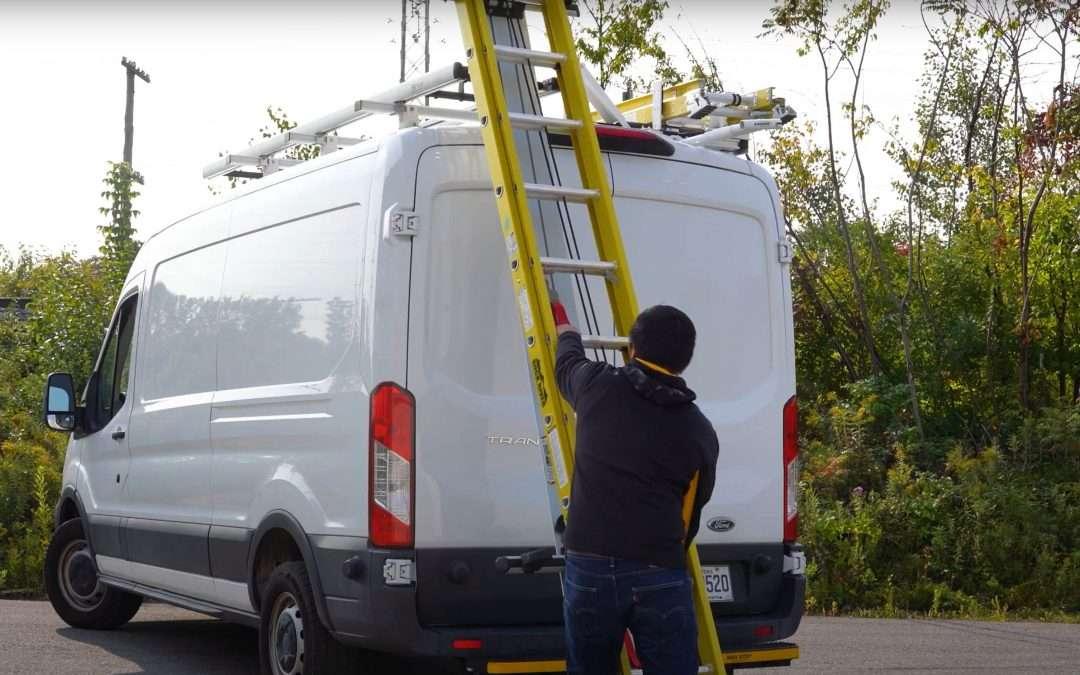 Ranger Design's New Rack: Finally! A Solution for the High Roof Van