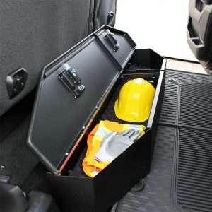 Underseat Truck Storage