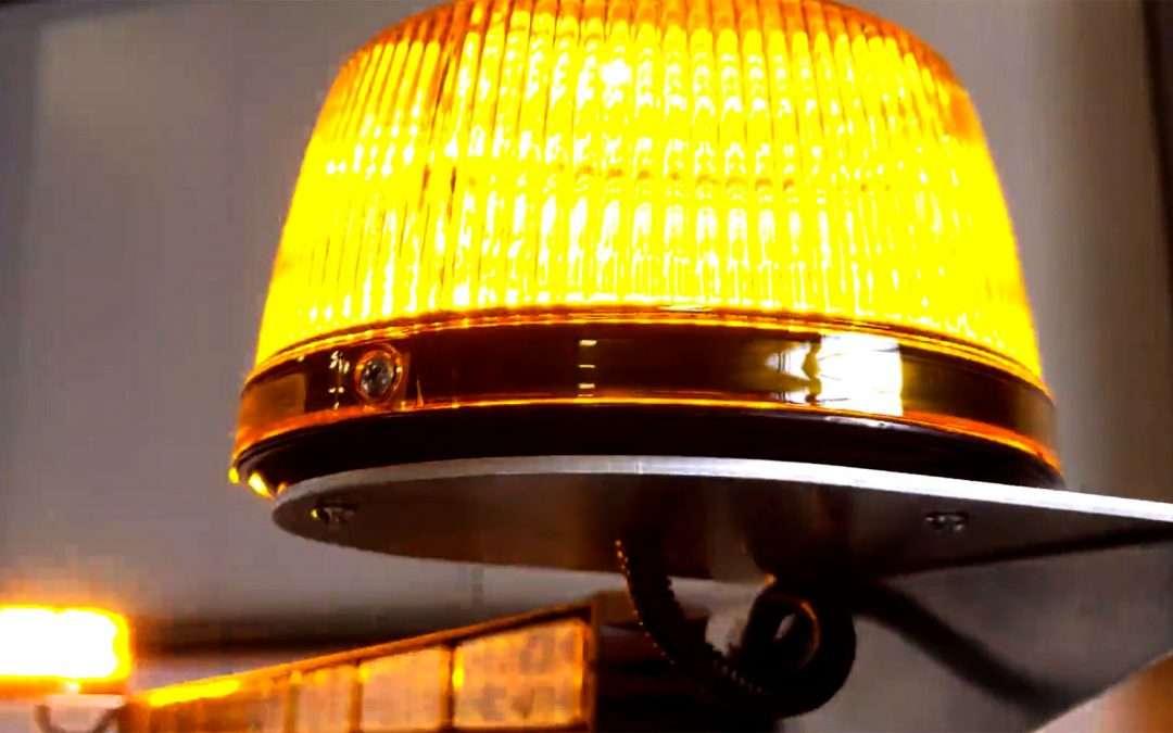 Logical Lighting For Work Vehicles