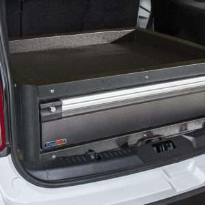 Responder 1 Drawer Tactical Storage CopBox - Fits Ford Interceptor, Chevy Tahoe and Dodge Durango