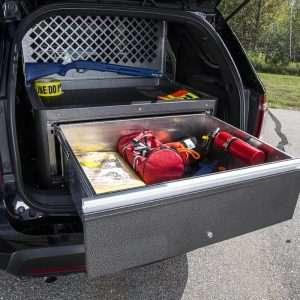 SUV Tactical Storage