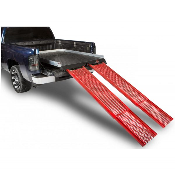 Cargo Ease Truck Bed Slide - Cargo Ramp 1800 LBS