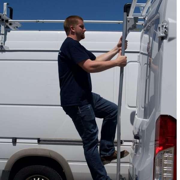 Rear Door Van Ladders - Prime Design