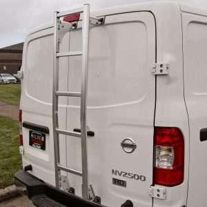 Prime Design Rear Door Ladder for Nissan NV Cargo Vans